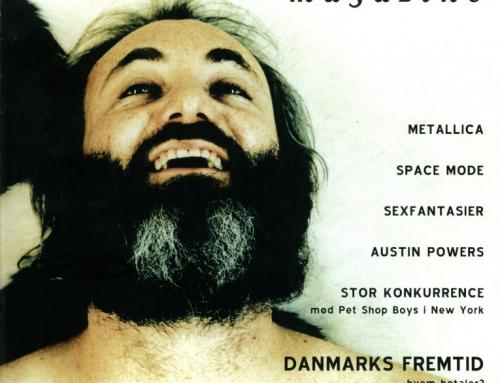 Artikel med Kim Bodnia i Tjeck magazine nr. 95 – oktober 1999